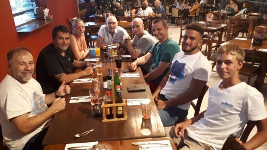 Goju Ryu Seminar with Sensei Vince Busuttil – 6th Dan July 2019