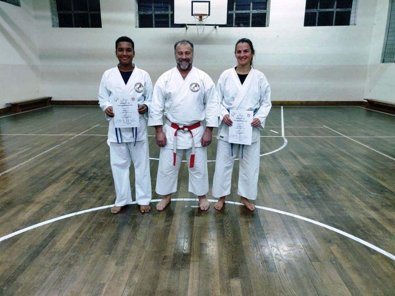 B'kara Karate Club Grading – November 2019
