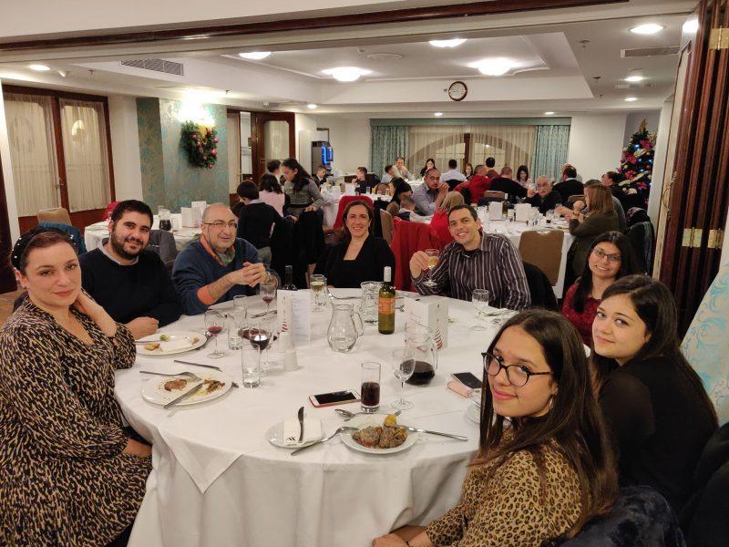B'kara Karate Club Christmas Festivities – 2019